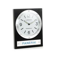 Replique Panerai Luminor bois Horloge murale noire Montage avec cadran blanc - Attractive Panerai Luminor Marina Montre pour vous 30845