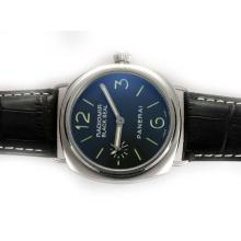 Replik Panerai Radiomir Black Seal Unitas 6497 Movement with Black Dial-AR Coating – Attractive Panerai Radiomir Watch for You 31572