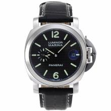 Replique Panerai Luminor Marina Automatic Black Dial Avec AR Coating Nouvelle Version - Attractive Panerai Luminor Marina Montre pour vous 31568