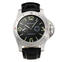 Replique Panerai Radiomir 8 Days mouvement automatique avec cadran en fibre de carbone Noir - Attractive Panerai Regarder The Ultra Big 47mm pour vous 31282