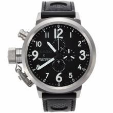 Replik U-Boat Italo Fontana 50mm Working Chronograph with White Marking-Updated Version – Attractive U-Boat Italo Fontana Watch for You 35291