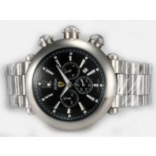 Replique Ferrari-Chronographe avec cadran noir - Attractive Regarder Ferrari pour vous 37187