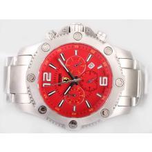 Replique Ferrari de travail Chronographe avec cadran rouge - Attractive Regarder Ferrari pour vous 37179