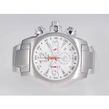 Replique Ferrari-Chronographe Cadran Blanc - Attractive Regarder Ferrari pour vous 37153