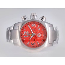 Replique Ferrari de travail Chronographe avec cadran rouge - Attractive Regarder Ferrari pour vous 37152