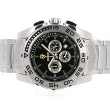 Replique Ferrari-Chronographe avec cadran noir S / S - Attractive Regarder Ferrari pour vous 37134